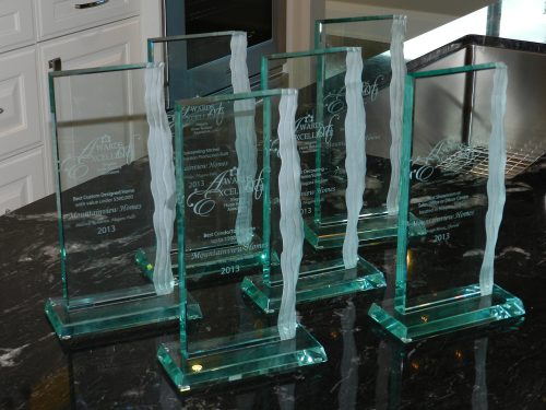 Mountainview Homes - Industry Awards